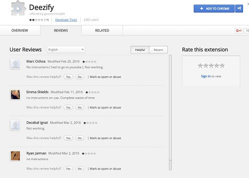 Convert Spotify To MP3 With Deezify