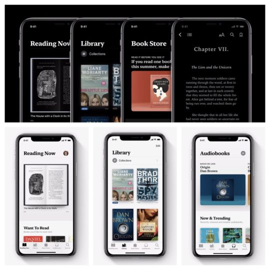Listen To Audiobook With Apple Books