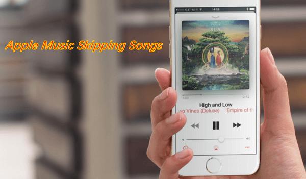 Apple Music Skipping Songs