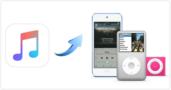 Play Apple Music On iPod Devices