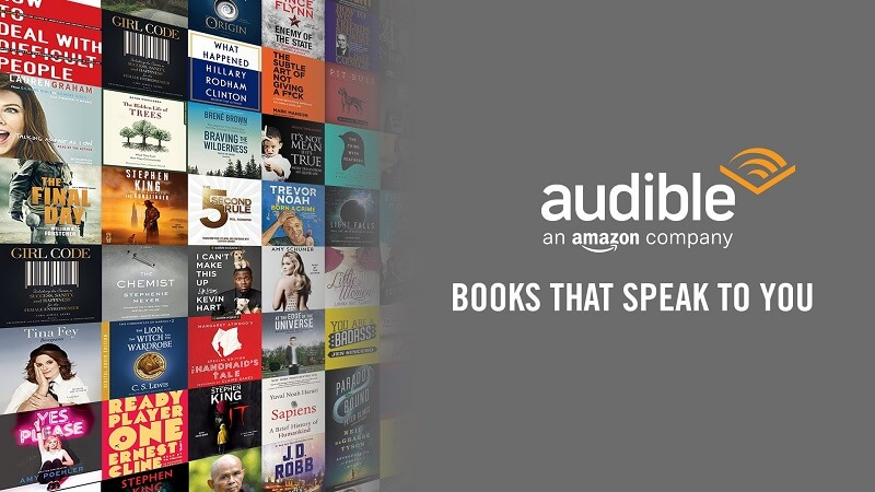 Listen To Audiobook With Audible