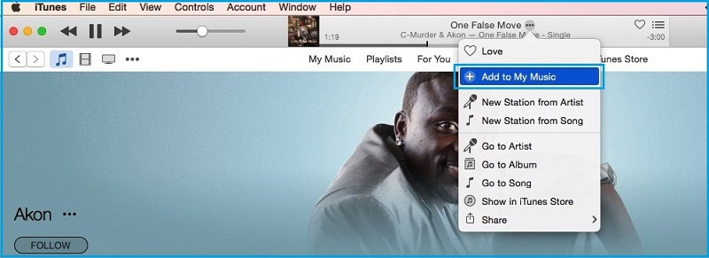 Download Apple Music to My Mac