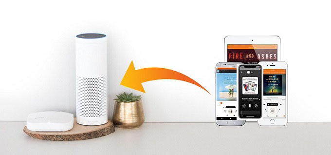 Amazon Echo Play iTunes
