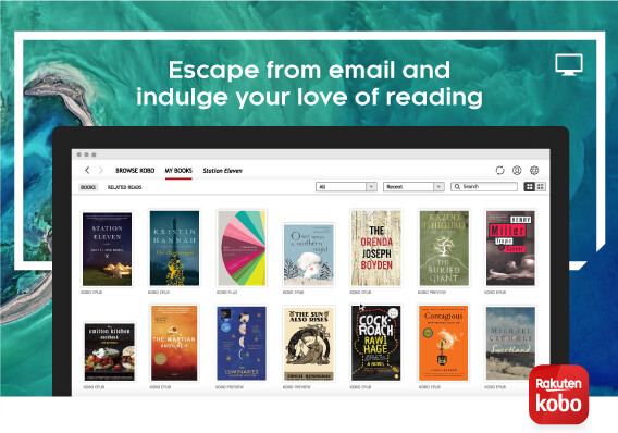 Listen To Audiobook With Kobo Books