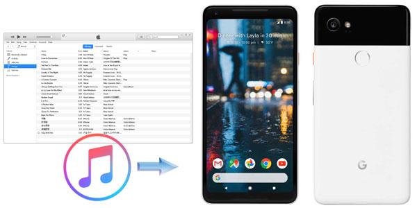 Play Apple Music on Google Pixel