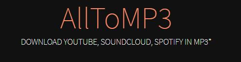 AllToMP3 Spotify Downloader