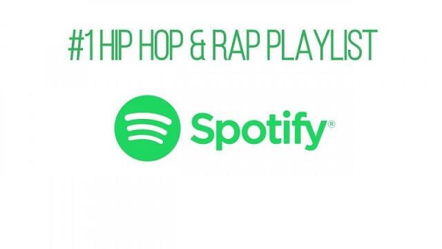 Hip Hop no Spotify