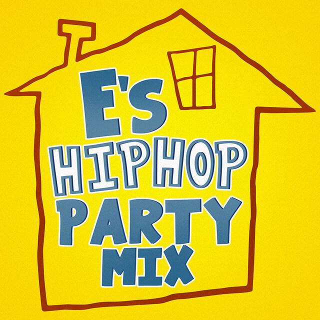 Melhor Playlist de Hip Hop no Spotify - E's Hip Hop Party Mix