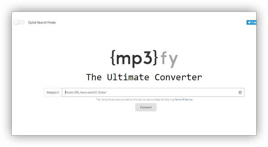 MP3fy.com Spotify Playlist Downloader