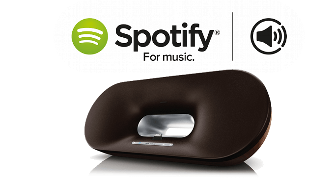 Play Spotify Through A Bluetooth Speaker