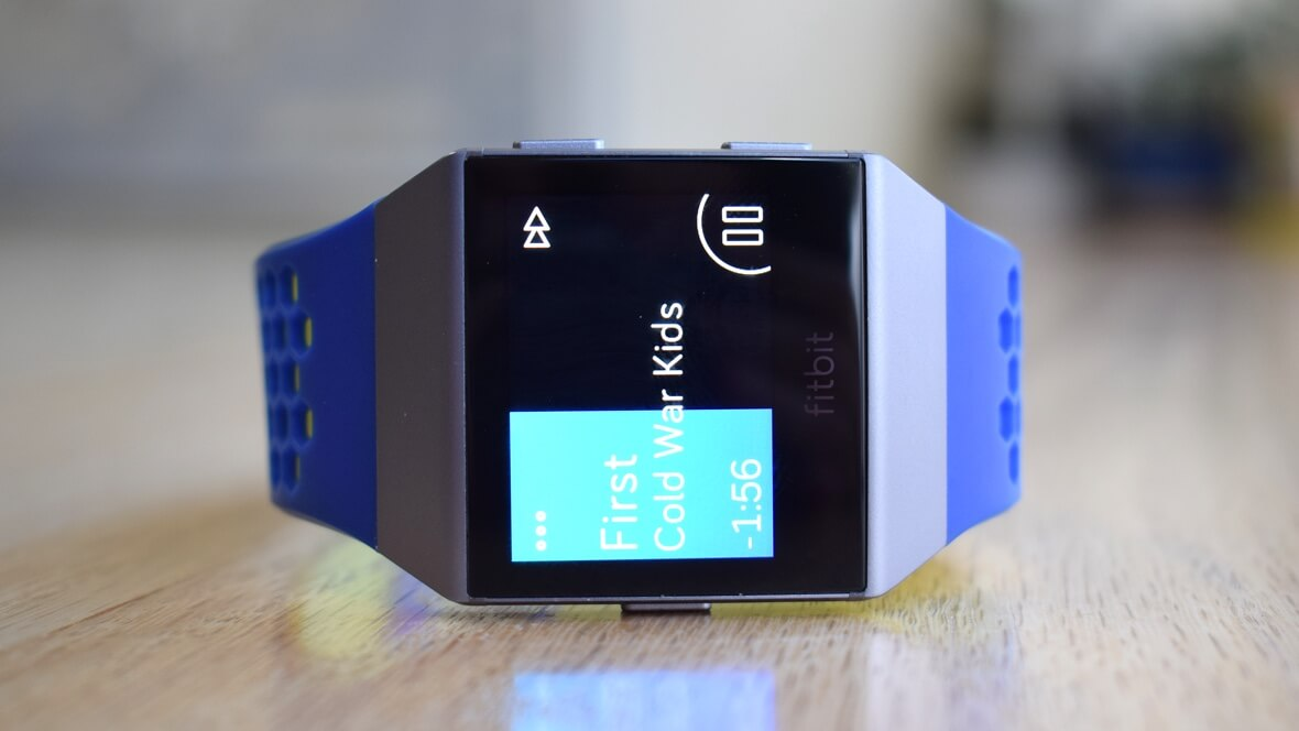 Transfer Music to Fitbit Ionic